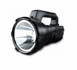 LED Plastic Hand Held Search Light, Battery Type: Rechargeable