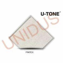 Pintex 15mm Microlook Acoustic Mineral Fiber Ceiling Tiles