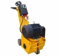 Electric Concrete Scarifier Machine