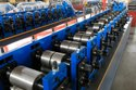 High Speed c Section Roll Forming Machine