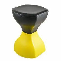 Pinakin Stool & Foldable Sitting Stool & Living Room Stool & Kids Folding Stool & Damru Style Stool