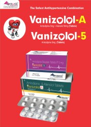 Vanizolol Tablet Amlodipine 5mg
