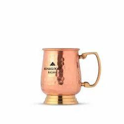 Pure Copper Drinking Mug