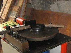 Bend Rebend Machine For TMT Bar