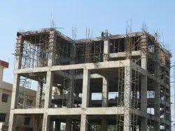 Concrete Frame Structures Steel School Building Construction Services