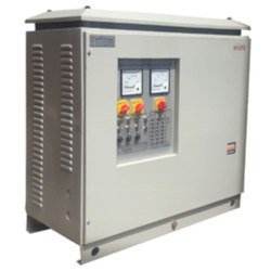 Industrial Voltage Stabilizer, 415v, Output Voltage: 400v