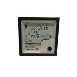 KI 017 Panel Voltmeter