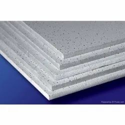 Pin Hole Perforated Mineral Fiber Ceiling Tiles