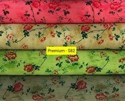 58 Inch Reyon Printed Rayon Kurti Fabric