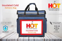 Frozen Food Delivery Bag
