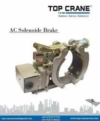 S4 100 mm AC Solenoid Operated Brakes