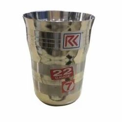 Stainless Steel Water Glass, For Hotel/Restaurant