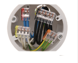 Mini Pro Push In Wire Connector