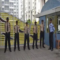 Corporate Male Industrial Security Services, in Pan India