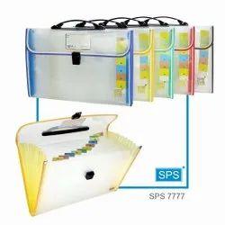SPS 7777 PVC Expanding Bag