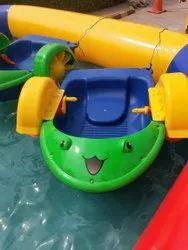 Manual Water Boat