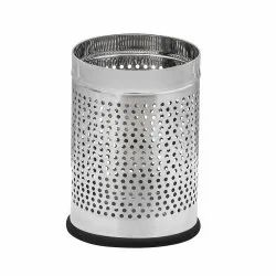 Fortune Blu Stainless Steel Perforated Bin ( 7 Ltr )