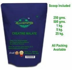 Creatine Malate Health Supplement