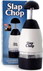 Slap Chop Slicer with Stainless Steel Blades Vegetable Chopper Mini Chopper