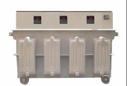 Three Phase AVO Stabilizer, Current Capacity: 1-1000 Kva
