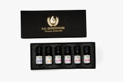 An Ultimate Combo of Essential oils ( Set of 6 Oils )- Each 15 ml