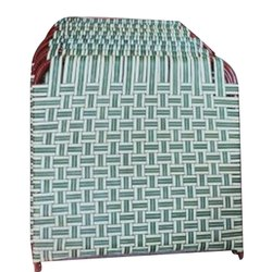 Nylon Folding Bed, Size: 3.25x6.25 Feet