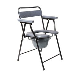 Commode Backrest Chair