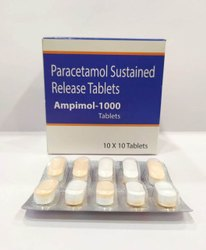 Paracetamol (Immediate Release) 300 Mg + Paracetamol (Sustained Release) 700 Mg Bilayered Tablets