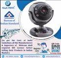 BIS Registration For Webcam