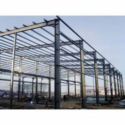 Prefab Pre Engineered Building Structure