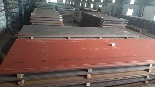 Rockstar 400 And 500 BHN Hardness Steel Wear Plates