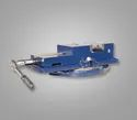 Orcan Mild Steel Precision Machine Vice, For Industrial, Base Type: Fixed