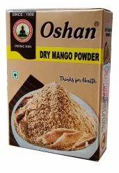 Dry Mango Powder, Packaging Type: Box, Packaging Size: 50g