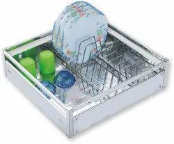 Plate Kitchen Basket