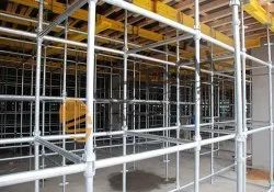 Cuplock Scaffolding Supporting Systems