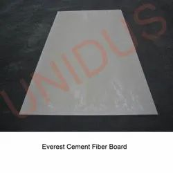 8 x 4 x 10 mm Everest Fibre Cement Board