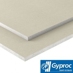 1829 Mm Gray 15mm Gyproc Gypsum Plain Board, For False Ceiling, Rectangular