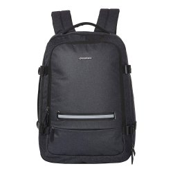 Black Husker Business Travel Backpack