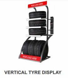 Vertical Tyre Display