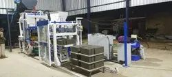 Concrete  Block Making Machine- RT4