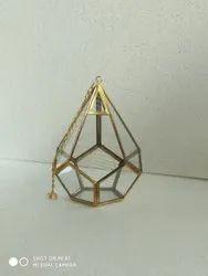 Triangle Geometric Terrarium