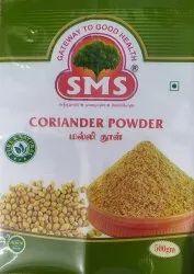 SMS 500 G Coriander Powder, Packaging Type: Box