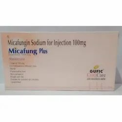 Micafung Plus 100mg Injection