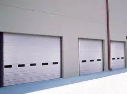 Industrial Overhead Sectional Door
