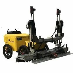 LS-400 Stand on Laser Screed