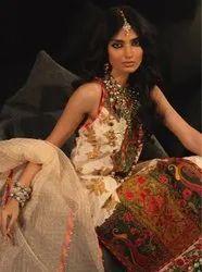Deepsy Suit Muzlin Vol 6 Pure Jam Cotton With Embroidery Work Pakistani Dress Material Catalog