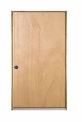 Wood Polished Fancy Laminated Door, Wooden, Thickness: 30 Mm