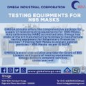 Testing Equipment for N-95 Mask