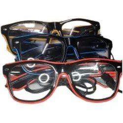J.K Group Glass Goggles, Frame Type: Plastic