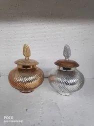 Decorative Oval Jars